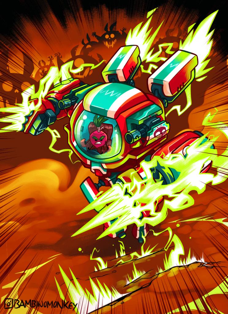 RabbitZ & Robots